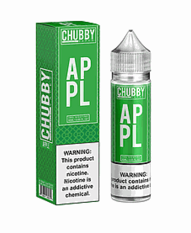 Bubble Apple - Chubby Bubble E Liquid