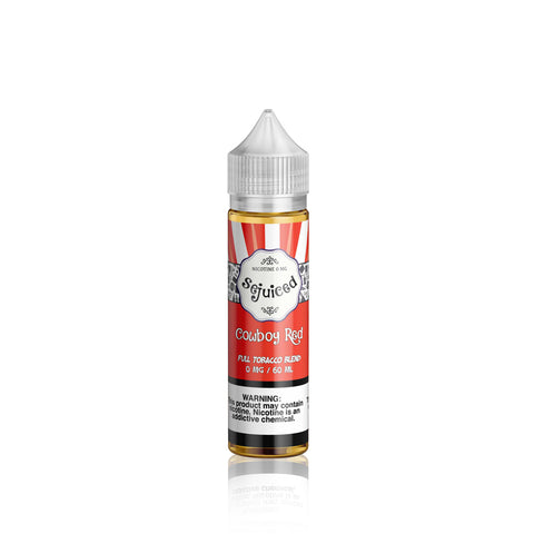 Cowboy Red - Sejuiced Classic E Liquid