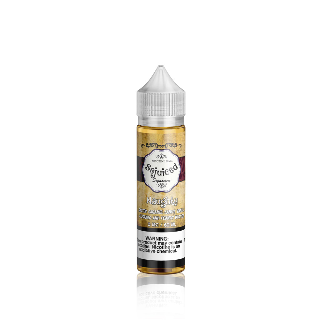 Naughty - Sejuiced Signature E Liquid