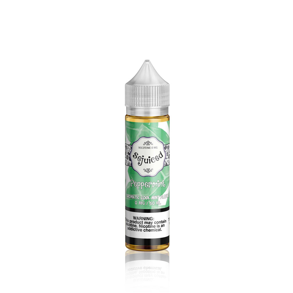 Peppermint - Sejuiced Classic E Liquid
