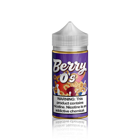 Berry O's - Tasty O's E Liquid