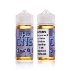 Blueberry Cereal Donut Milk - The One E Liquid