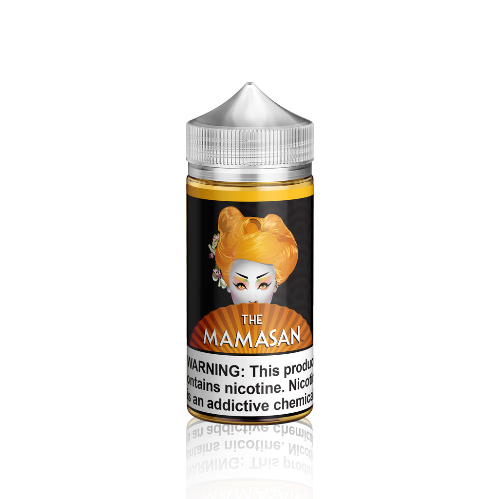 Guava Pop - Mamasan E Liquid
