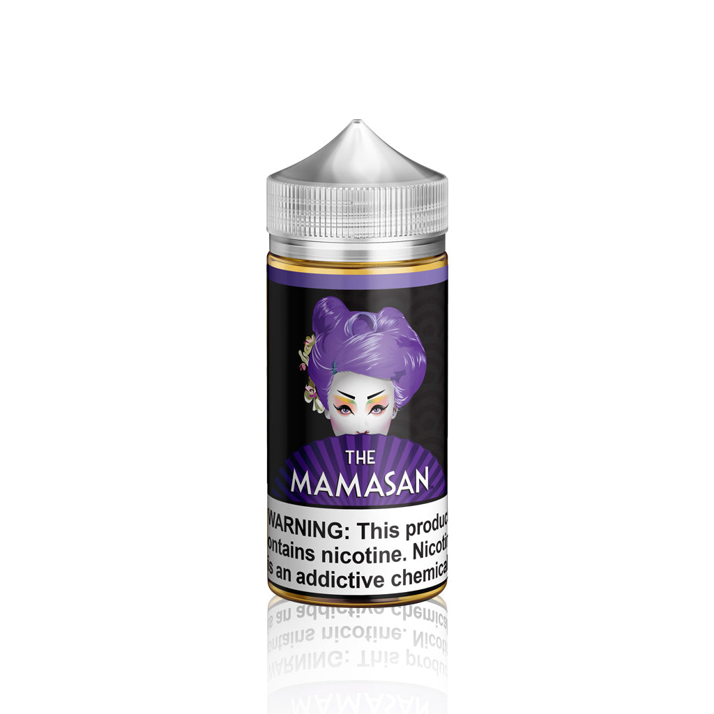 Purple Cheesecake - Mamasan E Liquid