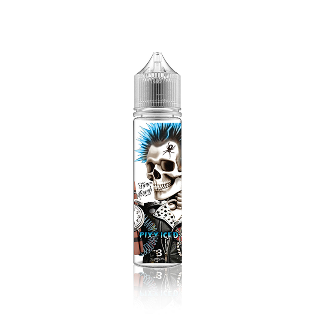 Pixy Iced - Time Bomb Limited E Liquid