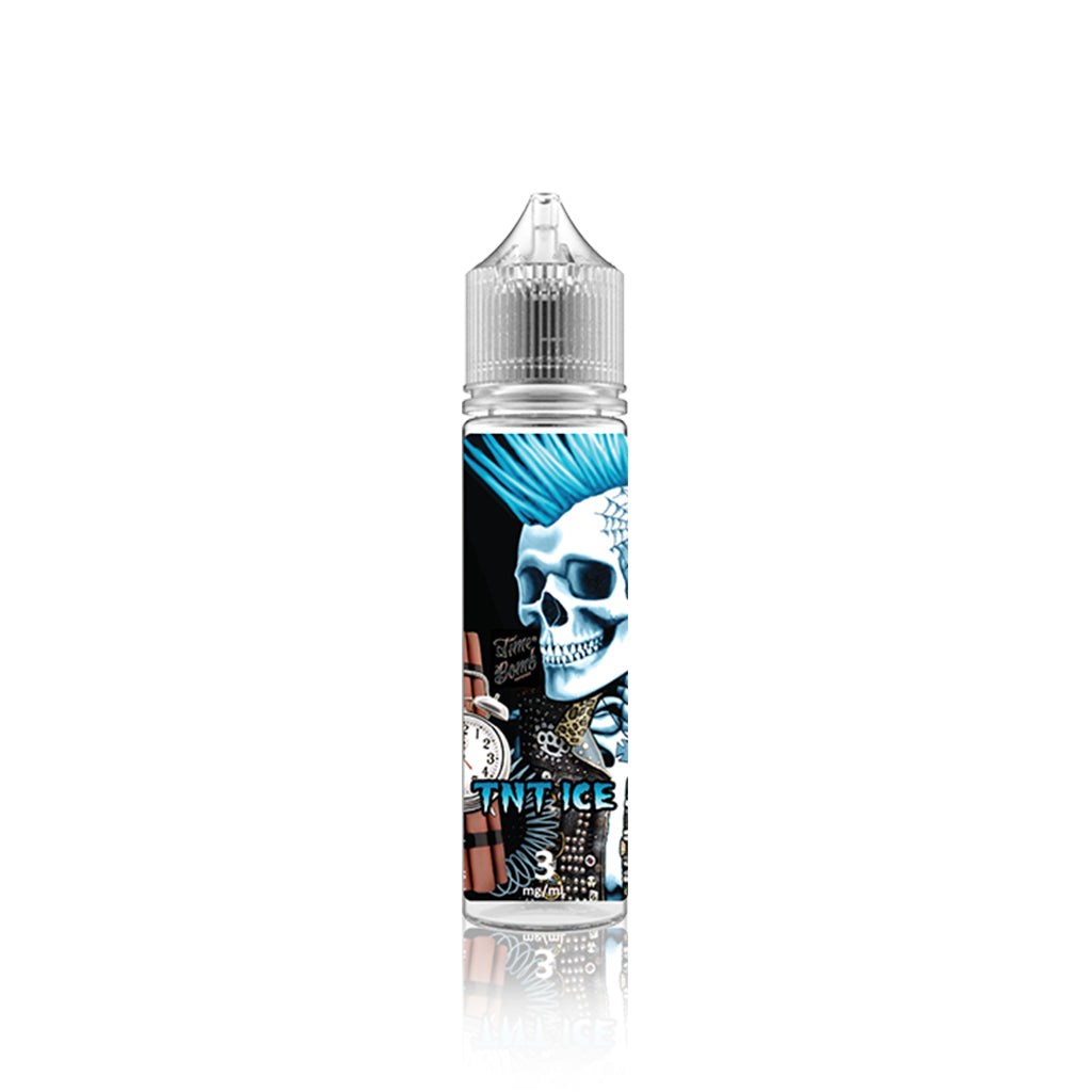 TNT Ice - Time Bomb Vapors
