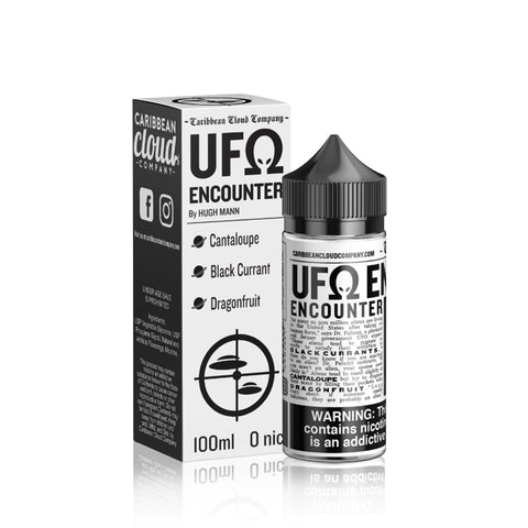 Encounter - Caribbean Cloud Company Salt E Liquid