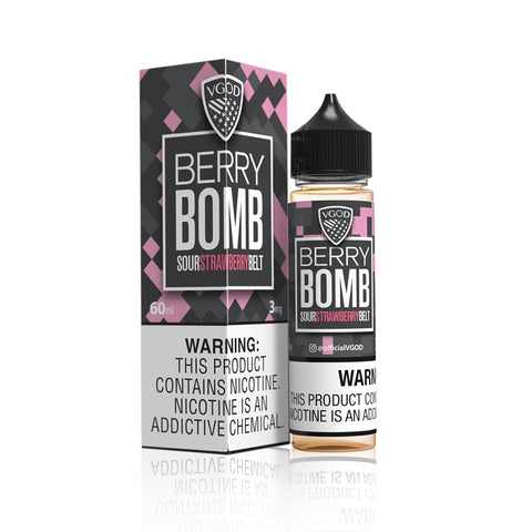 Berry Bomb  - VGOD Bomb Salt Nic E Liquid