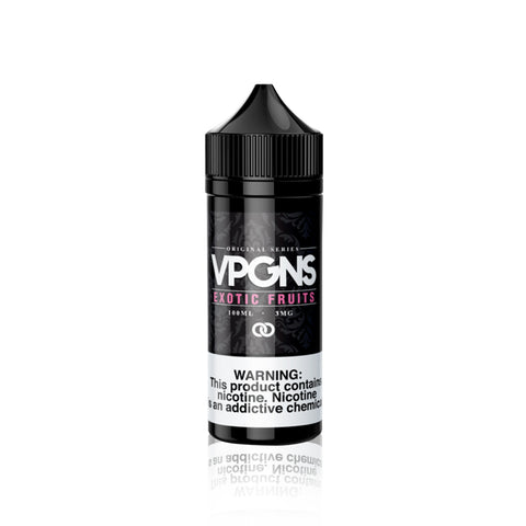 Exotic Fruits - VPGNS E Liquid