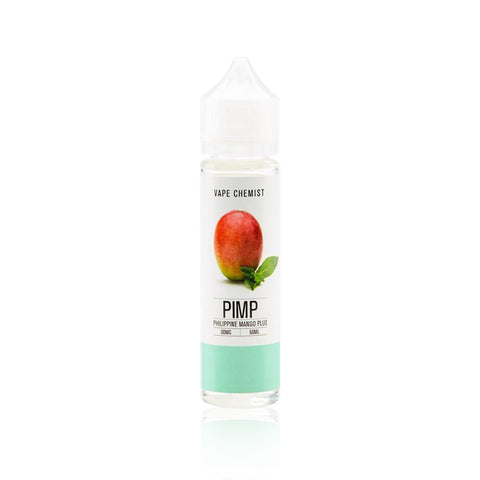Philippine Mango Plus - Vape Chemist E Liquid