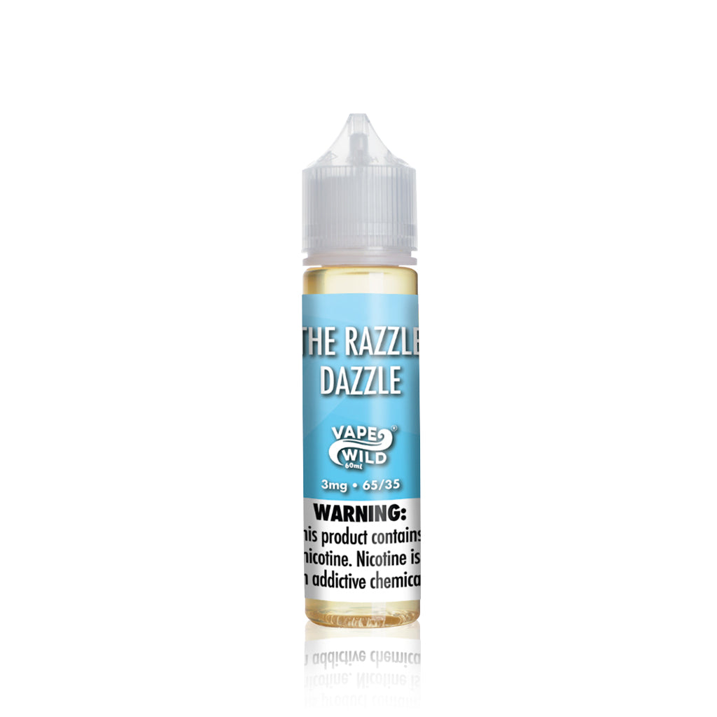 The Razzle Dazzle (Bubble Pop) - Vape Wild E Liquid
