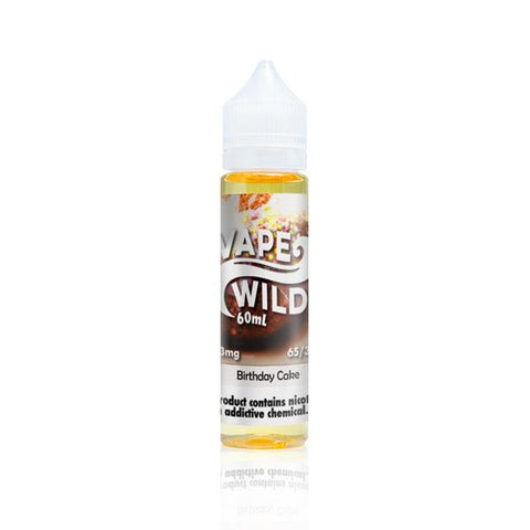Birthday Cake - Vape Wild E Liquid