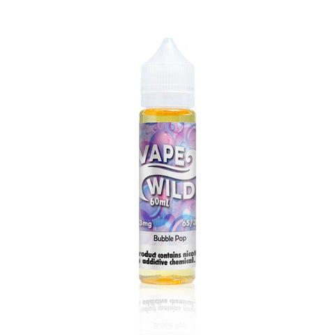 Bubble Pop - Vape Wild E Liquid
