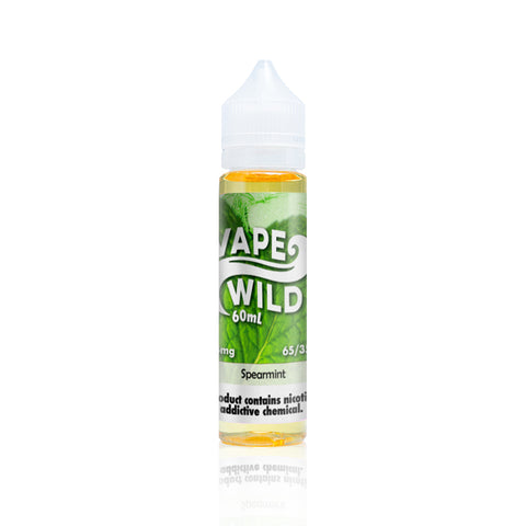 Spearmint - Vape Wild E Liquid