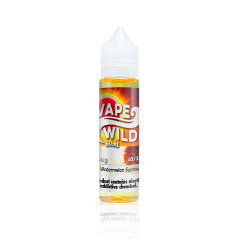 Watermelon Sunrise - Vape Wild E Liquid