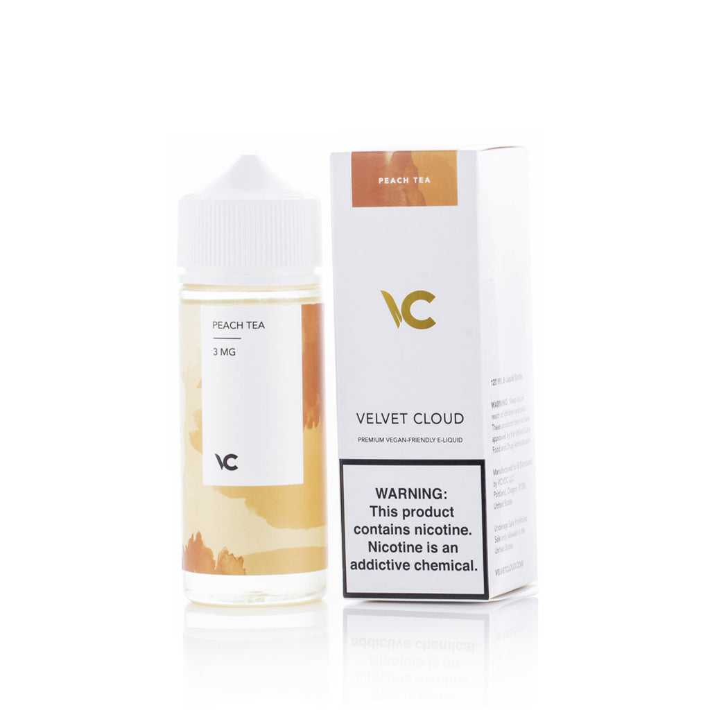 Peach Tea - Velvet Cloud Vapor