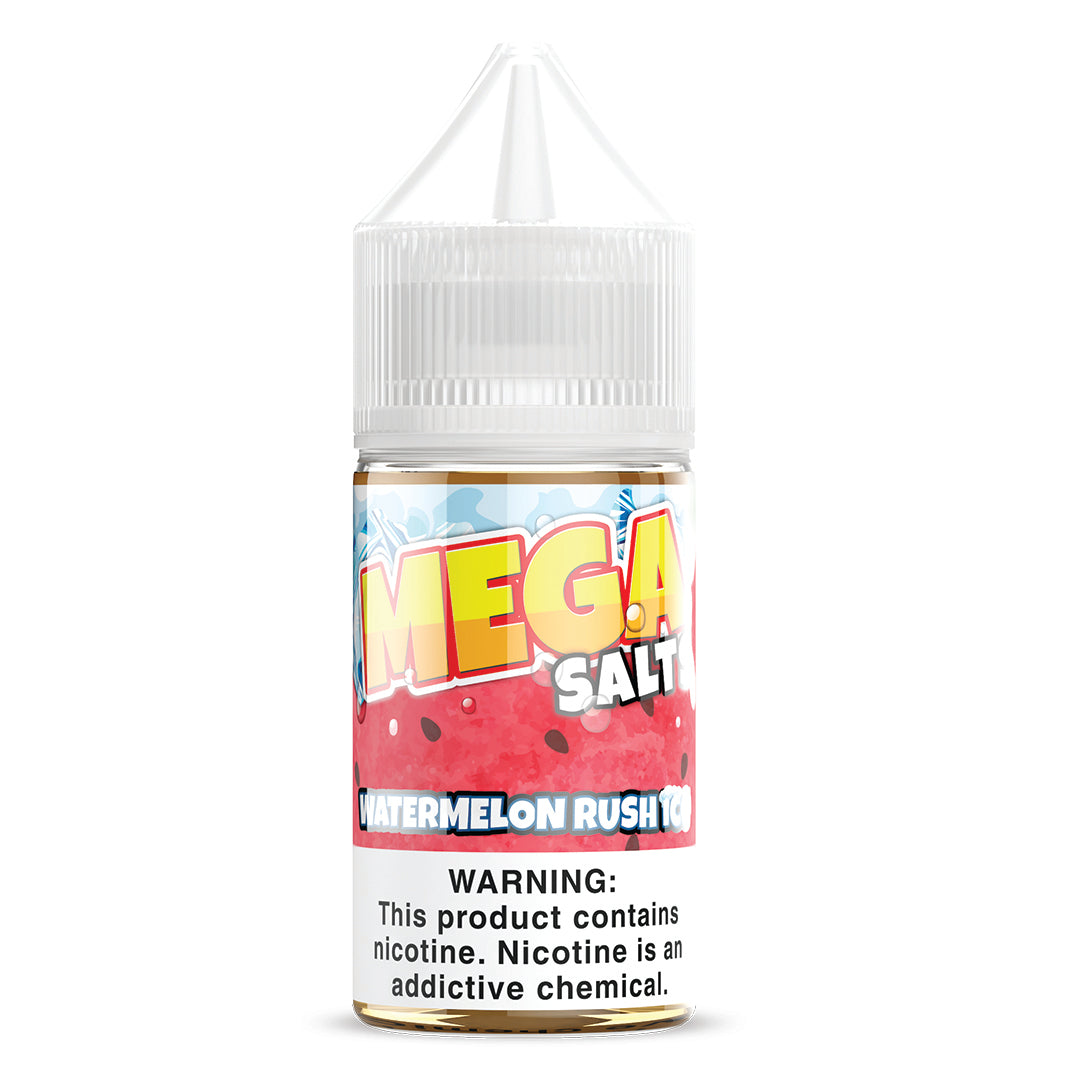 Watermelon Rush Ice - Mega Salt E Liquid