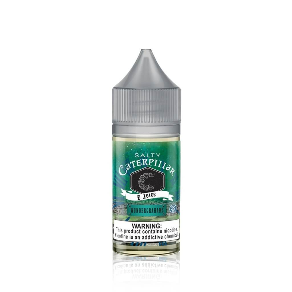 Wondergrahams - Salty Caterpillar E Liquid