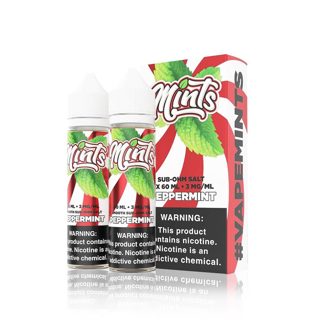 Peppermint - Mints E Liquid