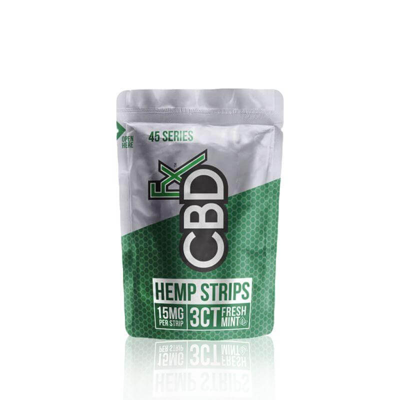 Hemp Strips - CBDfx