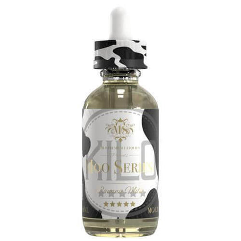 Banana Milk E Liquid - Moo Eliquids