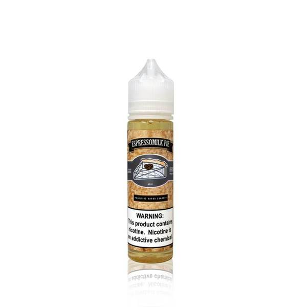 Espressomilk Pie - Primitive Vapor Co. E Liquid