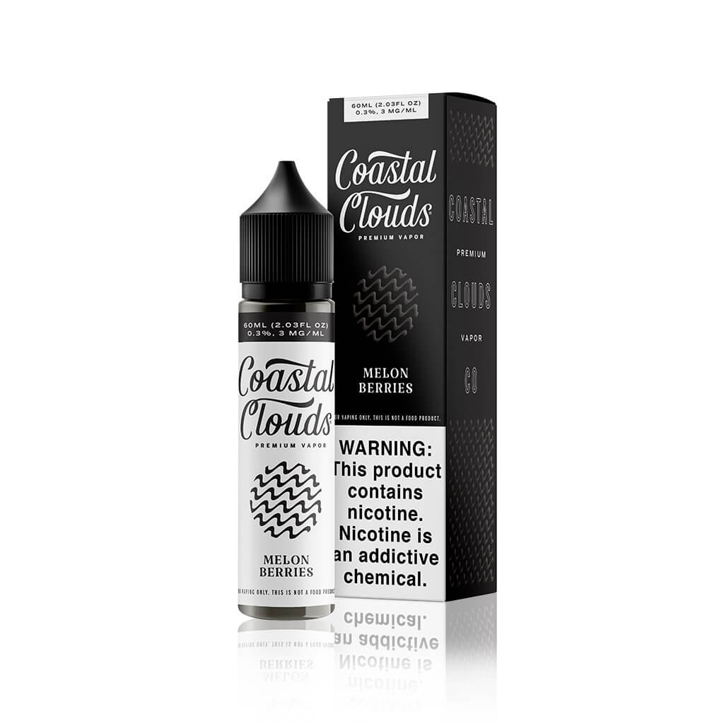 Melon Berries - Sweets By Coastal Clouds E Liquid