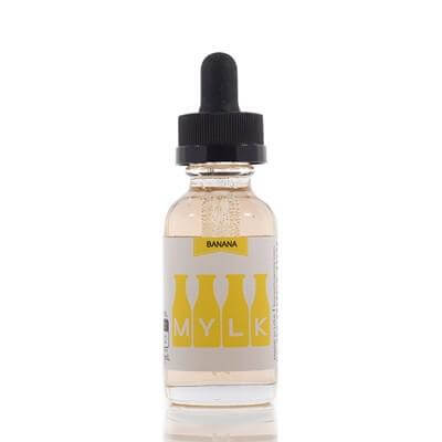 MYLK Banana E Liquid - Brewell Vapory - Breazy Wholesale