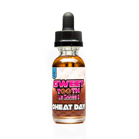 Cheat Day - Sweet Tooth E-Juice - Breazy Wholesale