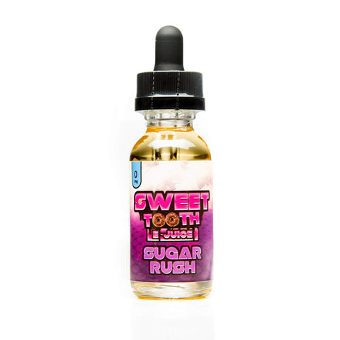 Sugar Rush - Sweet Tooth E-Juice - Breazy Wholesale