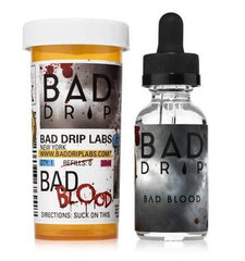 Bad Blood - Bad Drip E Liquid