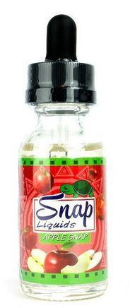 Apple Snap E Liquid - Snap Liquids - Breazy Wholesale