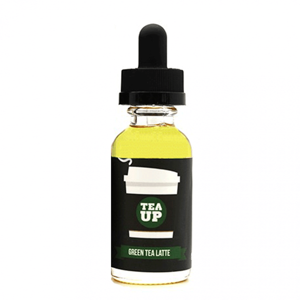 Green Tea Latte – TeaUp Vapory - Breazy Wholesale
