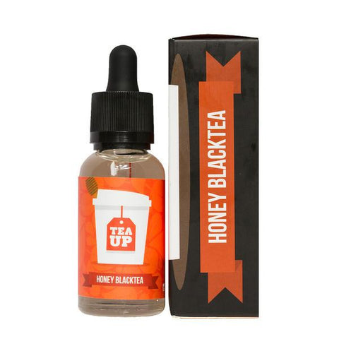 Honey Black Tea – TeaUp Vapory - Breazy Wholesale