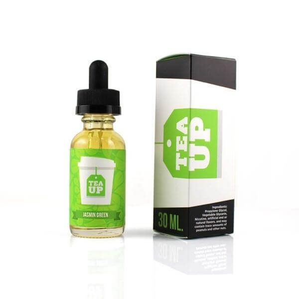 Jasmine Green – TeaUp Vapory - Breazy Wholesale