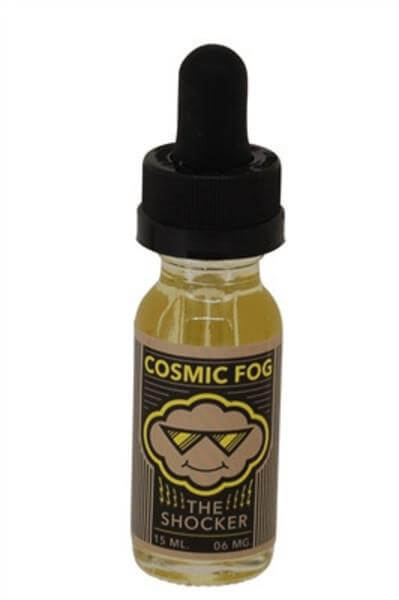 The Shocker - Cosmic Fog E Liquid - Breazy Wholesale