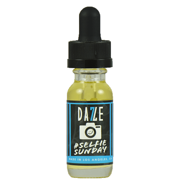 Selfie Sunday - 7 Daze E Liquid - Breazy Wholesale