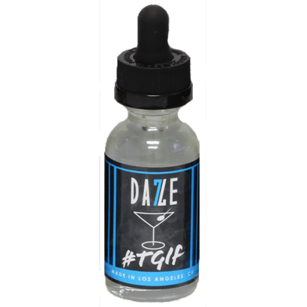 TGIF - 7 Daze E Liquid - Breazy Wholesale