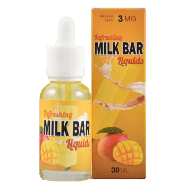 Mango Milk Bar - Milk Bar Liquids - Breazy Wholesale