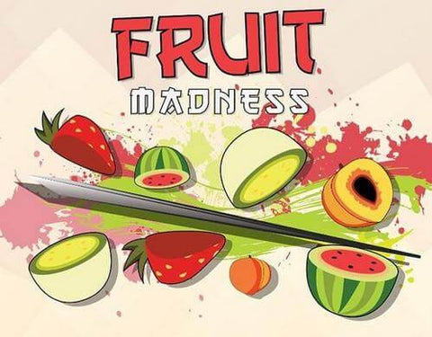 Melon Madness - Fruit Madness E Liquid - Breazy Wholesale