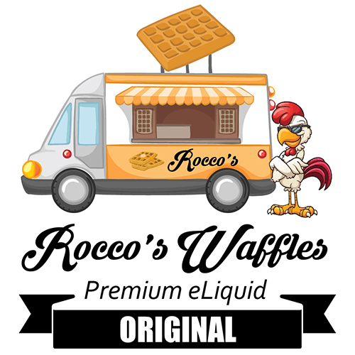 Original - Rocco's Waffles E Liquid - Breazy Wholesale