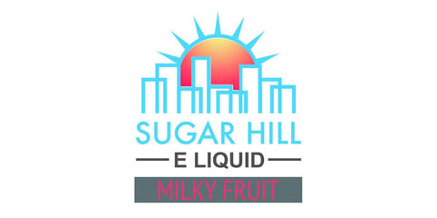 Milky Fruit - Sugar Hill E Liquid - Breazy Wholesale