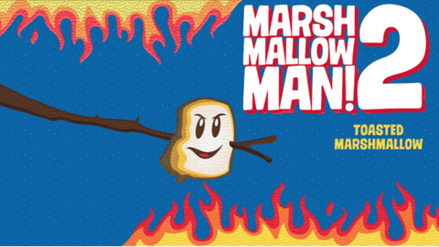 Marshmallow Man 2 - Marshmallow Man E Liquid - Breazy Wholesale