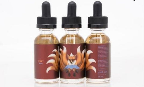 Fury - ANML Vapors - Breazy Wholesale