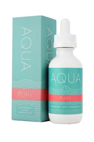 Pure E Liquid - Aqua Marina Vape - Breazy Wholesale