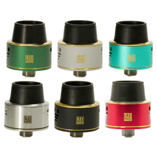 Royal Hunter Mini RDA - Council of Vapor - Breazy Wholesale - 1