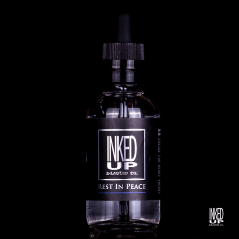 Rest In Peace - Inked Up E Liquid - Breazy Wholesale