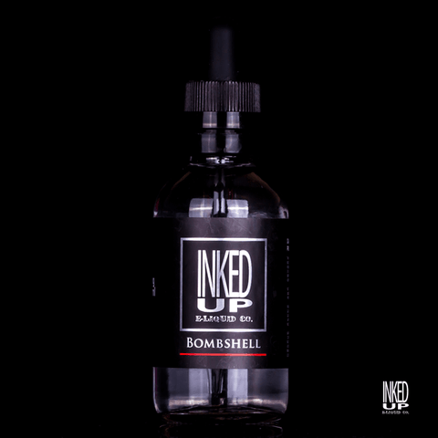 Bombshell - Inked Up E Liquid - Breazy Wholesale