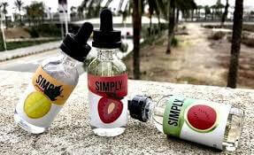 Simply Fruit E Liquid (Bundle)
