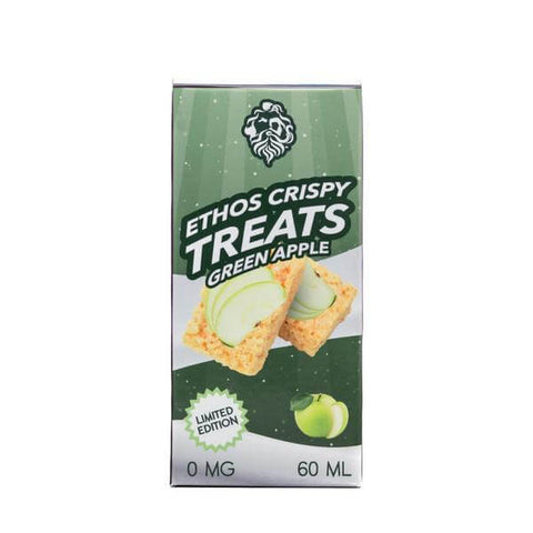 Crispy Treats Green Apple - Ethos Vapors E Liquid